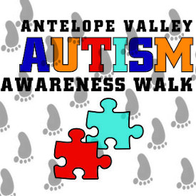 Image: Antelope Valley Autism Awareness Walk