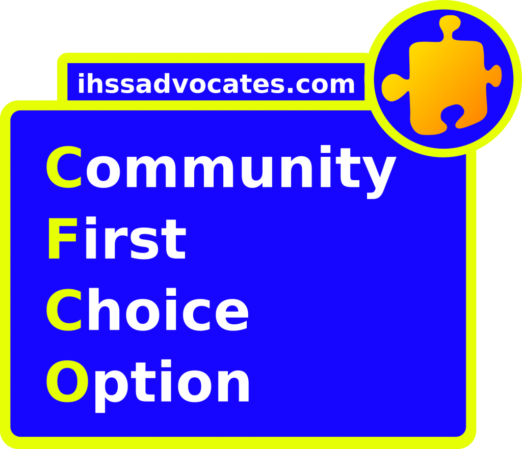 ihssadvocates.com: Community First Choice Option (CFCO)